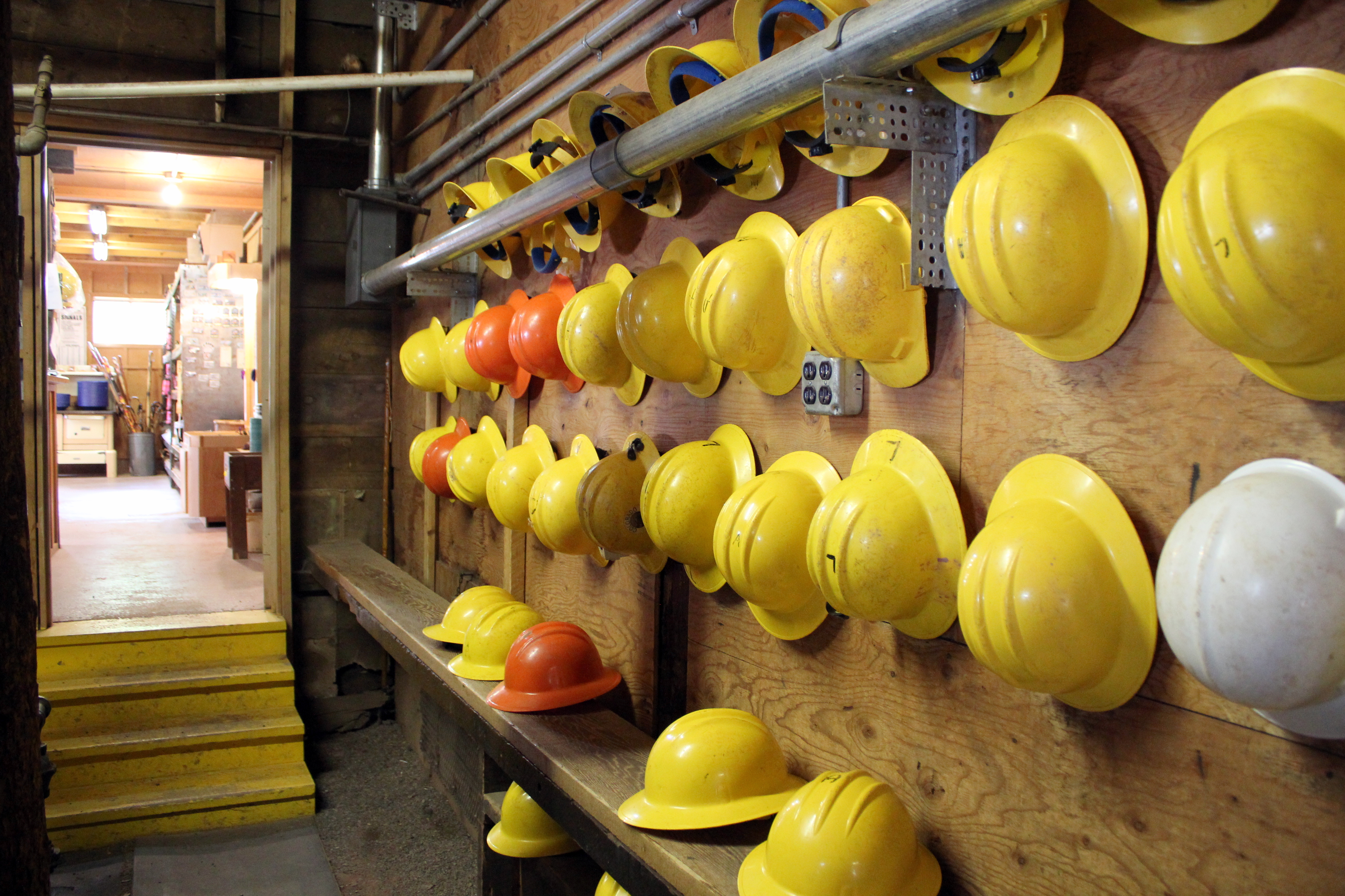 Hard Hat Area